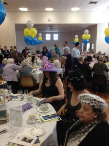 High Tea at the Port Melbourne Town Hall