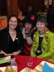 Cr Bernadene Voss, MC Betty and Cr Jane Touseau