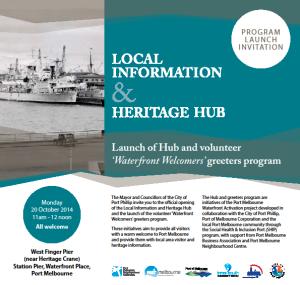 local heritage hub